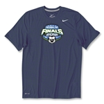 US Club Soccer Final Poly Top (Navy)