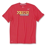 US Club Soccer Regional Poly Top (Red)
