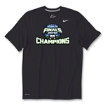 US Club Soccer Champions Poly Top (Black)