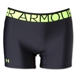 Under Armour Women's Gotta Have It 4 Compression Short (Bk/Fg)
