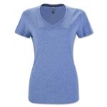 Under Armour Women's Charged Cotton Undeniable T-Shirt (Royal)