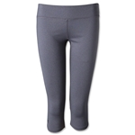 Under Armour Women's Sonic Capri (Gray)