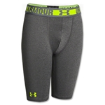 Under Armour Youth Heatgear Sonic Fitted Short (Sv/Yl)