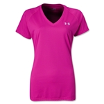 Under Armour Women's Tech T-Shirt (Magenta)