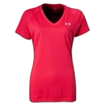 Under Armour Women's Tech T-Shirt (Pink)