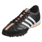 adidas 11Nova TF (Core Black/White/Flash Orange)