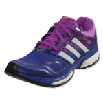 adidas Response Boost Women's TechFit (Night Flash/White/Flash Pink)