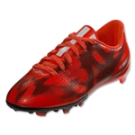 adidas F10 FG Junior (Solar Red/White/Core Black)