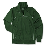 Nike Women's Classic Knit Jacket (Dark Green)
