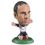 Fulham 13/14 Berbatov Home Mini Figurine