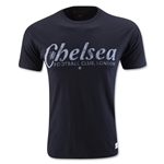 Chelsea Wordmark Logo T-Shirt