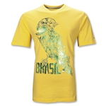 Brazil Graphic T-Shirt (Yellow)