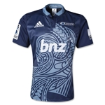Blues 2014 Home Rugby Jersey