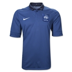 France 11/12 Home Soccer Jersey