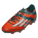 adidas Messi 10.1 FG Junior (Power Teal/White/Solar Orange)