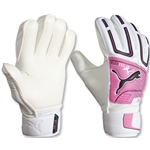PUMA Project Pink PowerCat 3.12 Protect Junior Gloves