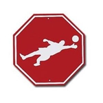 Keeper Stop Sign