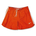 Nike Federation Women's Shorts (Orange)