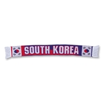 South Korea Scarf