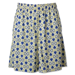 Warrior Barbwire Short (Blue)