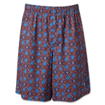Warrior Barbwire Short (Royal)