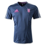 Stade Francais 12/13 Training SS Rugby Jersey