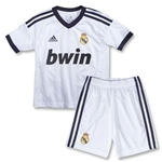 Real Madrid 12/13 Home Mini Kit