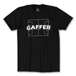 Objectivo Gaffer Coach Soccer T-Shirt (Black)