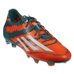 adidas Messi 10.1 FG (Power Teal/White/Solar Orange)