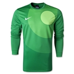 Nike Long Sleeve Park IV Goalkeeper Jersey (Green)