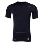 Nike Core Compression SS Top 2.0 (Blk/Grey)