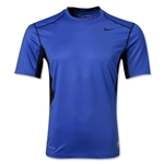 Nike Hypercool Fitted Top 2.0 T-Shirt (Roy/Blk)