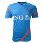 Netherlands 12/13 Training Top (Blue)