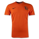 Sneijder Hero T-Shirt (Orange)