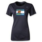National Cup Finals 2013 Women's Legend T-Shirt (Black)