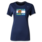 National Cup Finals 2013 Women's Legend T-Shirt (Navy)