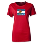 National Cup Finals 2013 Women's Legend T-Shirt (Red)
