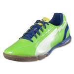 PUMA evoSpeed 5 IT (Jasmine Green/White/Monaco Blue/Fluo Yellow)