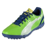 PUMA evoSPEED 5 TT (Jasmine Green/White/Monaco Blue/Fluo Yellow)