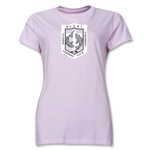 Indiana University Rugby Women's T-Shirt (Pink)