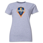 Southaven Chargers Women's Soccer T-Shirt (Grey)