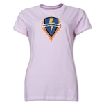Southaven Chargers Women's Soccer T-Shirt (Pink)