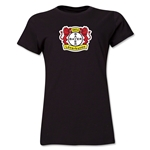 Bayer Leverkusen Women's T-Shirt (Black)