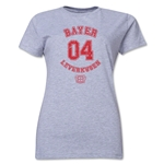 Bayer Leverkusen Women's T-Shirt (Gray)