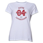 Bayer Leverkusen Women's T-Shirt (White)