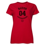 Bayer Leverkusen Women's T-Shirt (Red)
