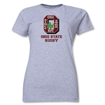 Ohio State Rugby Women's T-Shirt (Gray)
