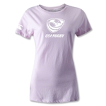 USA Rugby Women's Supporter T-Shirt (Pink)