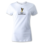 CONCACAF Champions League Women's T-Shirt (White)