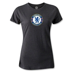 Chelsea Crest Women's T-Shirt (Dark Gray)